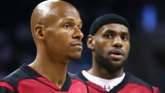 Ray Allen Claims The Cavs Offered Him 'Next To Nothing' As A Free Agent In 2014
