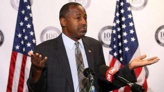 Ben Carson Is Attempting To Return HUD's $31,000 Dining Set After Backlash