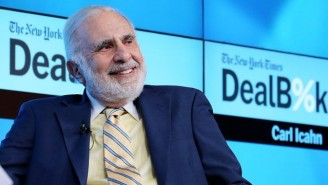 Carl Icahn Insists That He Sold $31 Million In Steel Without Knowing About Trump's Tariff Announcement