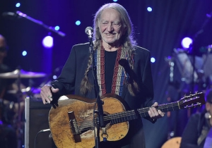 Willie Nelson's Outlaw Music Festival Tour Returns This Summer With Sturgill Simpson And Elvis Costello