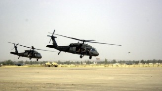 A Black Hawk Helicopter Has Crashed In Iraq, Killing Seven Service Members