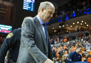 Kevin Stallings Has Reportedly Been Fired At Pittsburgh After A Winless ACC Season
