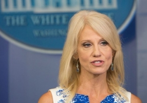 Kellyanne Conway Has Been Cited On Federal Law Violations For Trying To Influence Alabama's Special Election