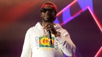Gucci Mane Brags That His Jewelry Collection Is Crazy On 'Bipolar' With Quavo