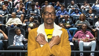 Snoop Dogg Teams With The NHL To Host A New YouTube Series 'Hockey 101 With Snoop Dogg'