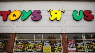 Toys 'R' Us Could Close All Stores Next Week, And Toymaker Stocks Are Now Tumbling