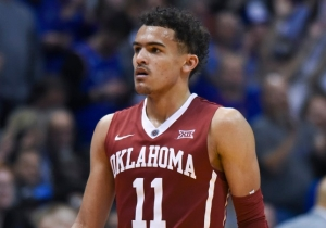 As Expected, Oklahoma Guard Trae Young Will Declare For The 2018 NBA Draft