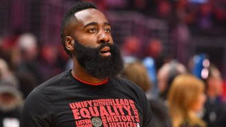 James Harden Isn't About To 'Get Comfortable' Despite Having The Best Record In NBA