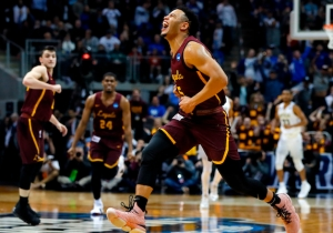 Loyola-Chicago Continued Its Cinderella Run By Beating Nevada To Make The Elite Eight