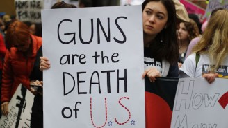 The Most Powerful Protest Signs From Today's March For Our Lives Rallies