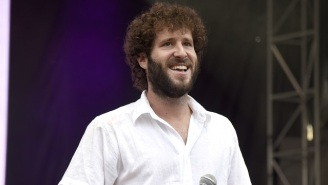 Lil Dicky Played Pickleball At Leonardo DiCaprio's Mansion When They Met Making His 'Earth' Video