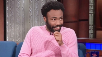 Donald Glover Uses Lando's Wardrobe To Explain How Keeping 'Star Wars' Secrets Is Extreme