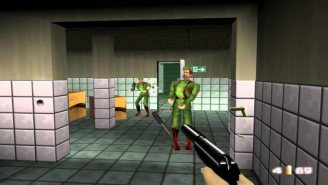 The White House Meeting On Video Game Violence Unearthed A Strange Request From Nintendo To The Creators Of 'Goldeneye'
