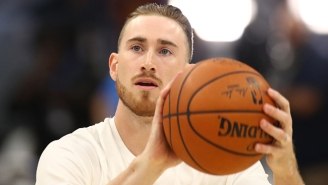 Gordon Hayward Says The 'Hope Is Still There' He'll Play This Season