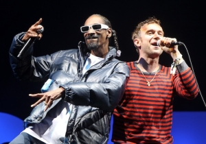 Gorillaz Get Funky With Snoop Dogg On The Dancefloor-Ready 'Hollywood'
