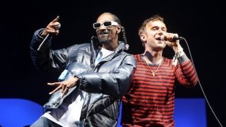 Gorillaz Debut A Propulsive New Song Featuring Snoop Dogg, 'Hollywood'