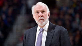 Gregg Popovich Urged Lawmakers To 'Get Off Their Asses' And Do Something About Gun Violence