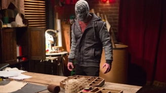The Wrestling Episode: 'Grimm' Unmasks The Truth About Wrestling Masks