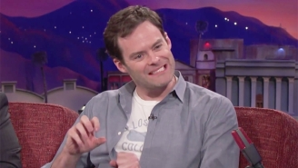 Bill Hader's 'SNL' Monologue Was Re-Written Last Minute With Some Help From John Mulaney And Lorne Michaels