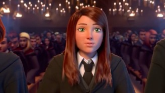 The Latest 'Harry Potter' Mobile Game Trailer Finally Gives You Your Hogwarts Letter