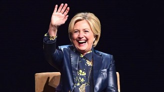 Hillary Clinton Declares The U.S. Does 'Not Deserve' To Have Donald Trump As Its President
