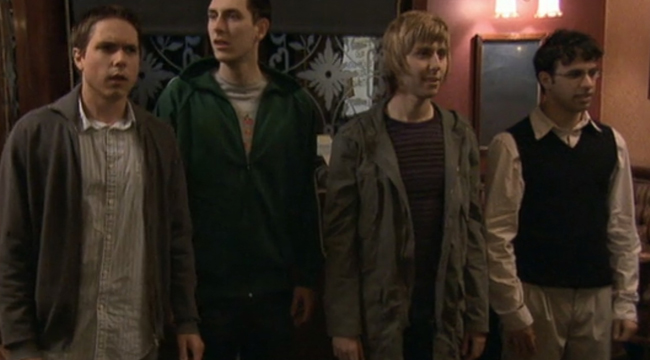 best comedy series on netflix - the inbetweeners