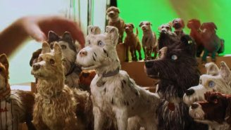 'Isle Of Dogs' Shows Off The Painstakingly Meticulous Detail That Went Into Wes Anderson's Latest