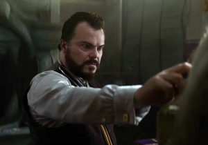 Jack Black Is Back With More Family-Friendly Horror In 'The House With A Clock In Its Walls' Trailer