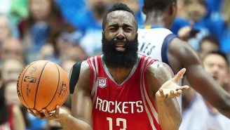 James Harden Might've Accidentally Let The World Know That The Next 'Call Of Duty' Is 'Black Ops 4'