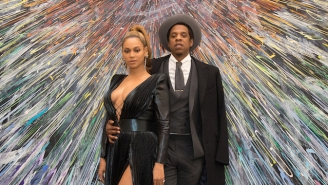 Beyonce And Jay-Z Confirm Their 'On The Run II' Tour With Sizzling Couple Posters