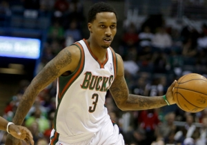Brandon Jennings Is Back With The Milwaukee Bucks On A 10-Day Contract