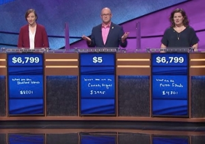 'Jeopardy!' History Was Made With A Sudden-Death 'Final Jeopardy' Tiebreaker