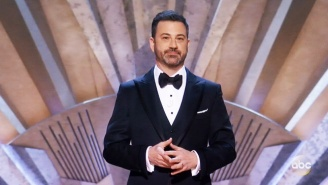 Jimmy Kimmel Poked Some Fun At Himself In The Wake Of The Successful Host-Free Oscars