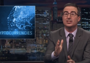 John Oliver Enlists Keegan-Michael Key's Help In Explaining Precisely What Cryptocurrencies Are