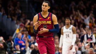 Jordan Clarkson's Dinosaur Theory Almost Makes The NBA's Flat-Earthers Sound Reasonable
