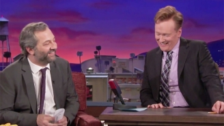 Judd Apatow And Conan Share Some Touching Memories About Garry Shandling And 'Zen Diaries'