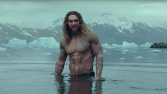 The Director Of 'Aquaman' Stomps Out Teaser Rumors, Explains Why We Haven't Seen A Trailer Yet