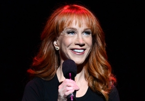 Kathy Griffin Will Play Kellyanne Conway In Comedy Central's Upcoming 'President Show' Special