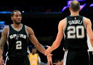 Manu Ginobili Doesn't Think Kawhi Leonard Will Return To The Spurs This Year