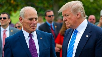 Report: John Kelly Regularly 'Admonishes' President Trump For Speaking With Robert Mueller's Witnesses