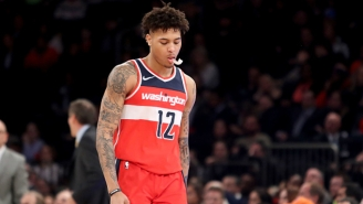 Kelly Oubre Jr. Is The Latest Athlete To Speak Up About His Mental Health Struggles