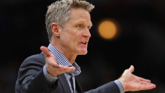 Steve Kerr Thinks The NCAA Should Let Players That Go Undrafted Back Into College