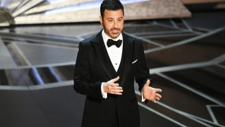 Jimmy Kimmel Scorched Trump After He Tweeted About The 'Lowest Rated Oscars In History'