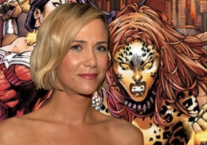 Kristen Wiig Is Officially Cheetah In 'Wonder Woman 2' And The Internet Has Opinions