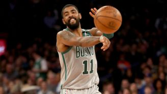 Danny Ainge Explained Why Kyrie Irving Will Eventually Need Surgery