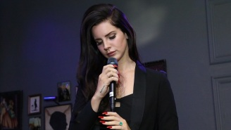 Lana Del Rey's Cover Of Madonna's 'You Must Love Me' Is As Dreamy As You'd Expect