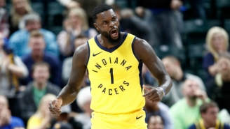 Behind The Bench: Lance Stephenson Hates Rajon Rondo