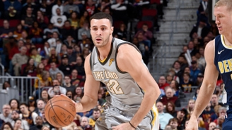 Cavaliers Big Man Larry Nance Jr. Reportedly Will Be Out Two Weeks With A Sprained MCL