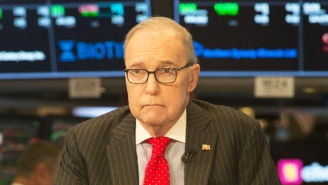Larry Kudlow Has Accepted An Offer To Replace Gary Cohn as Trump's Chief Economic Adviser