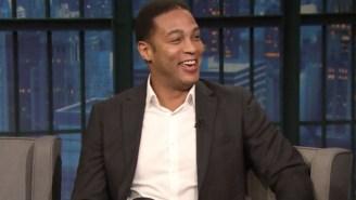 Trump's Rumored Nickname For CNN's Don Lemon Is Predictably Juvenile